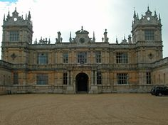 Wayne Manor I a.k.a. Mentmore Towers in Buckinghamshire