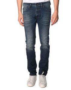 DIESEL, Thavar Used Blue Slim Fit Jeans