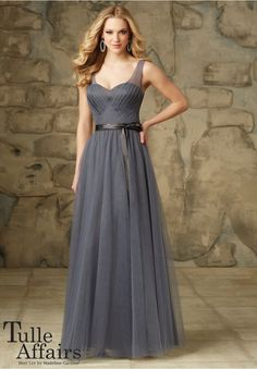 Bridesmaids Dresses - Tulle Affairs Dress Style 114 Lianne's dress but her's is a different colour