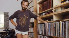 Opening up John Peel's cupboard to the public