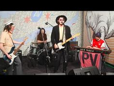 "Palma Violets cover James' ""Laid"" - YouTube"