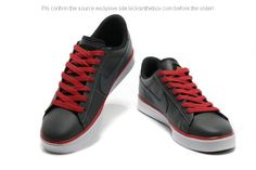 cheap for discount 35023 4e53d Nike Sweet Classic AP Men Shoes in Dim Gray and Red