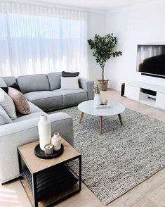 25 Gorgeous Living Room Color Schemes to Make Your Room Cozy - Delight living r. - 25 Gorgeous Living Room Color Schemes to Make Your Room Cozy – Delight living room color ideas g - Living Design, Apartment Room, Living Room Color Schemes, Room Interior, Minimalist Living Room Furniture, Minimalist Living Room, Living Room Grey, Living Room Decor Apartment, Home Decor