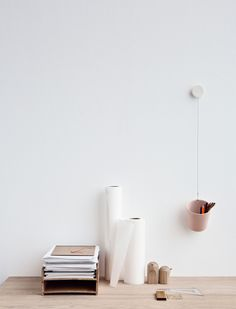 wall decoration design Anne Stensgaard for Bolia