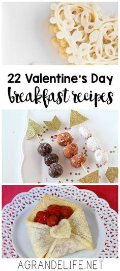 22 Valentine's Day Breakfast Recipes Valentines Baking, Valentines Breakfast, Valentines Day Food, Valentine Ideas, Cinnamon Drink, Cinnamon Health Benefits, Brunch, Food Trends, How Sweet Eats