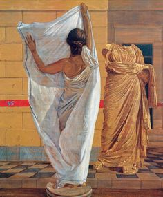 Greek, Statue, Book, Painting, Inspiration, Art, Biblical Inspiration, Art Background, Painting Art