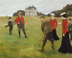 Paul Fischer - Golf