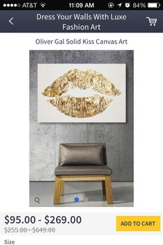 Oliver Gal, Fashion Art, Canvas Art, Wall, Home Decor, Decoration Home, Room Decor, Canvas Paintings, Canvas Wall Art