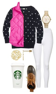 """""""Sleep please """" by madelyn-abigail ❤ liked on Polyvore featuring Topshop, J.Crew, L.L.Bean, Kate Spade, women's clothing, women's fashion, women, female, woman and misses"""