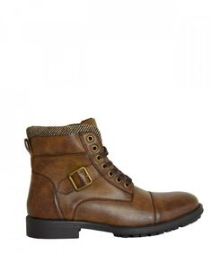 Ανδρικά αρβυλάκια καφέ με κορδόνια EL0571B #ανδρικάμποτάκια #μοδάτα #ρούχα #παπούτσια #στυλ #φθηνά #μοντέρνα High Tops, High Top Sneakers, Shoes, Fashion, Moda, Zapatos, Shoes Outlet, Fashion Styles, Shoe