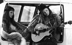 arinaahmad: In The Night Sky: Woodstock Fashion