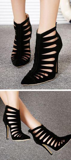 Cage heels