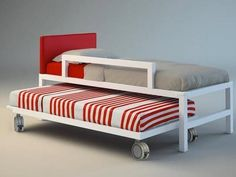 chlid's trundle bed (unisex) Cia International