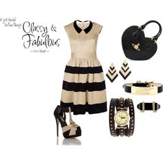 """""""classy and fabulous!"""" by tasha-mayo on Polyvore"""
