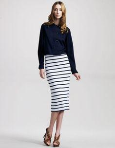 The+Row+long+striped+pencil+skirt+-+saved+by+Chic+n+Cheap+Living.jpg (600×775)
