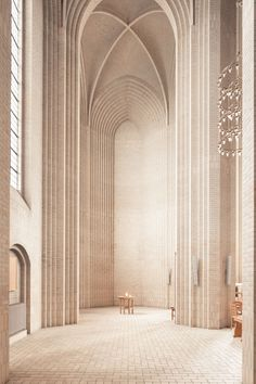 The Grundtvig church in Copenhagen. Made out of 6 million yellow bricks, it took almost 20 years to complete. Easy to say this is one of the most beautiful churches built in the 1900s.