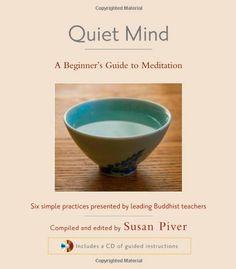 15 Meditation Books For Beginners Recommended By Buddhist Teachers, huffingtonpost #Books #Meditation