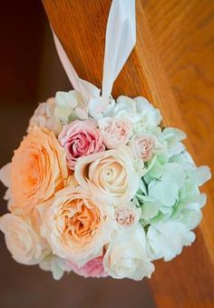 Wedding Pomander - Flower Ball
