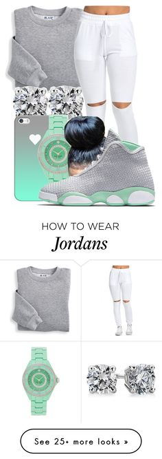 """""""Armani"""" by honey-cocaine1972 on Polyvore featuring Blair, Blue Nile, Casetify, Kate Spade and NIKE"""