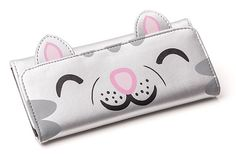 Soft Kitty Ladies Wallet