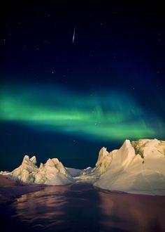 ✯ Aurora - Nunavut, Canada