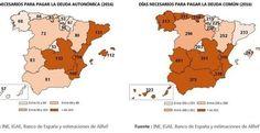 Cada ciudadano tendría que trabajar 378 días seguidos para pagar toda la deuda pública de España