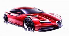 Daily Sketch: Alfa Romeo by David Schneider  gallery: http://www.carbodydesign.com/featured-design-sketches/?utm_content=bufferd179d&utm_medium=social&utm_source=pinterest.com&utm_campaign=buffer  David's work: http://dschneiderdesign.blogspot.com/?utm_content=buffere79d3&utm_medium=social&utm_source=pinterest.com&utm_campaign=buffer