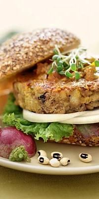 Veggie burger recipes  - Vegetarian or not, you will love these veggie burger recipes—perfect, protein-packed meatless meals.