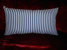 1 Novelty Pillow  10 x 18  Lumbar  Nautical by NoveltyPillows4All, $18.00