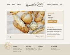 21 Inspiring Examples of Texture Use in Web Design | Inspiration