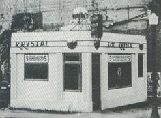 Ever eat a Krystal burger? Well, the Krystal restaurant chain was originally founded in 1932 in Chattanooga. My First job Tennessee Waltz, State Of Tennessee, Chattanooga Tennessee, Chattanooga Attractions, History For Kids, Local History, Krystal Restaurant, Restaurant Pictures, Pastel Sunset