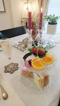 テーブルコーディネート|日々の暮らしを彩り心を満たすおもてなしサロン アンジュエクラント