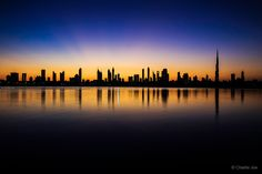 "Venus: ""Good morning, Dubai""  by Charlie  Joe, via 500px"