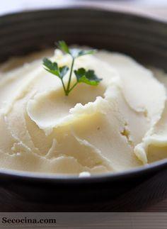 Cómo hacer un buen puré de patata