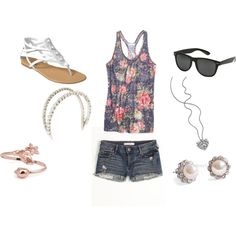 ideal summer outfit