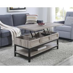Laurel Foundry Modern Farmhouse Omar Coffee Table with Lift Top You'll Love | Wayfair