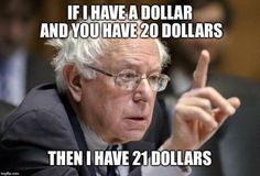 Whatever will people do when those 142,000 millionaire households refuse to give up 90% of their income? And, the remaining middle-class refuse to give up 90% of their income? #FeelTheBern then.  #taxationistheft