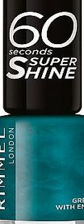 Rimmel London 60 seconds nail polish 8ml Foggy 8 Advantage card points. Rimmel London 60 seconds n, Foggy London FREE Delivery on orders over 45 GBP. http://www.comparestoreprices.co.uk/nail-products/rimmel-london-60-seconds-nail-polish-8ml-foggy.asp