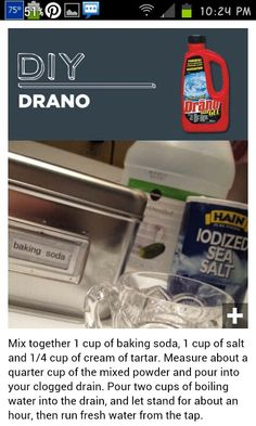 1000 Images About My Diy Cleaning Supplies On Pinterest