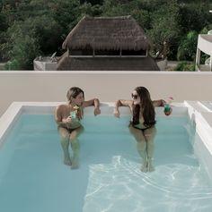 Intima Resort Swim pool