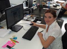 Recientemente se ha unido a nuestro equipo Rebeca Mihura, a quien estamos encantados de tener a bordo. ¡¡Bienvenida!!