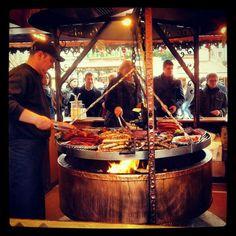 Sausage Grill / Christmas Market