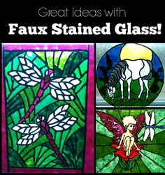faux-stained-glass-with-paint-and-glue9.jpg (1781×1900)
