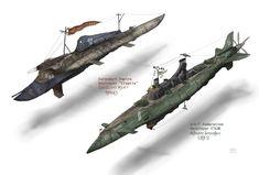 Aerial battleship by on DeviantArt Concept Ships, Concept Art, Steampunk Ship, Flying Ship, Valkyria Chronicles, Spaceship Art, Alternate History, Great Power, Sci Fi Fantasy