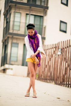 Purple Sunshine :: Summer colors
