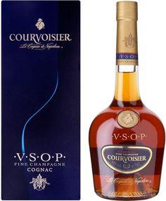 Criado a partir de uvas selecionadas das duas das melhores e mais exclusivas regiões de Cognac.Por isso, o Cognac Courvoisier VSOP é exclusivamente artesanal de qualidade superior.Oferece um excelente equilíbrio, delicado, buquê de carvalho e de sabores exóticos. O aroma é sutil e harmonioso, com notas de baunilha e amêndoa e acabamento agradável- Volume: 700 ml- Graduação Alcoólica (%): 40% vol.- País de Origem: França