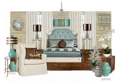 Sophisticated Stripes~By~Michele Rice by michelerice | Olioboard