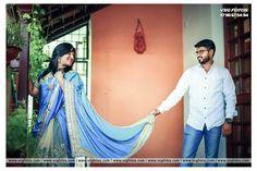 Pre Wedding Photography Pondicherry Post Wedding, Wedding Shoot, Wedding Photoshoot, Pondicherry, Outdoor Shoot, Sari, Wedding Photography, Formal Dresses, Fashion