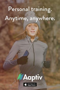 Anytime, anywhere. Aaptiv is the Audio Fitness & Training . Anytime, anywhere. Aaptiv is the Audio Fitness & Training App. Get on-demand - Fitness Tips, Fitness Motivation, Health Fitness, Training Apps, Training Quotes, Routine, Nutrition, Audio, I Work Out