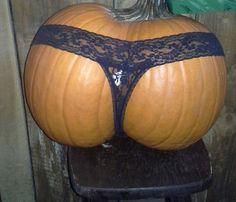 Sexy Pumpkin  ---- funny pictures hilarious jokes meme humor walmart fails